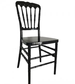 chaise NAPOLEON PP NOIRE